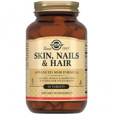 Solgar витамины для кожи, волос и ногтей  Skin, Nails & Hair