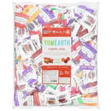 YumEarth, Органические леденцы, фруктовое ассорти, 300 шт, 2092 г