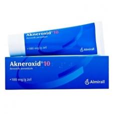 AKNEROXID 10 гель c бензоил пероксидом Акнероксид 50г