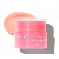Увлажняющая ягодная ночная маска для губ Laneige Lip Sleeping Mask Berry 3г