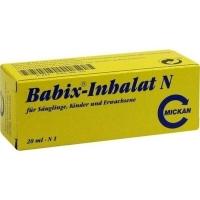 Babix Inhalat N , 20 ml ингаляции против насморка и простуды