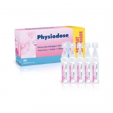 Physiodose Gilbert Физиодозы для гигиены носа и глаз
