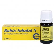 Babix Inhalat N , 10 ml ингаляции против насморка и простуды
