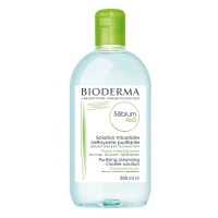 Мицеллярный лосьон Bioderma Sebium H2O Micellaire Solution 500 мл