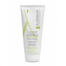 Смягчающий крем для атопичной кожи с экстрактом овса Реальба A-Derma Exomega Emollient Cream 200мл