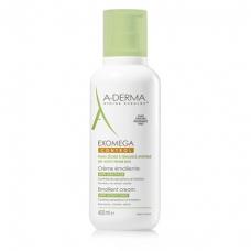 Смягчающий крем для атопичной кожи с экстрактом овса Реальба A-Derma Exomega Control Cream