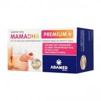 MamaDHA Premium + - пищевая добавка для беременных 60 капсул