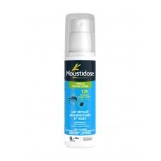 Moustidose Молочко-спрей от комаров, клещей, для чувствительной кожи 50 мл