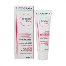 Крем для лица - Bioderma Bioderma Sensibio Rich Soothing Cream