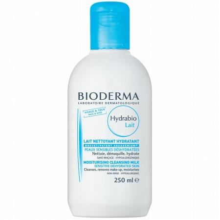 Очищающее молочко Bioderma Hydrabio Lait