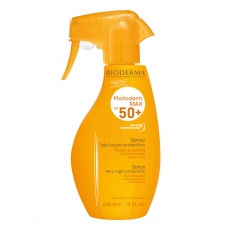 Солнцезащитный спрей для лица и тела Bioderma Photoderm Max spf 50+ 400мл