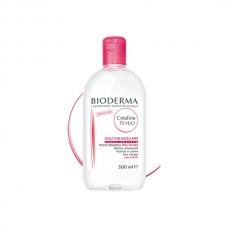 Bioderma Crealine TS H2O Micelle Solution -  Мицеллярный раствор для сухой, чувствительной кожи