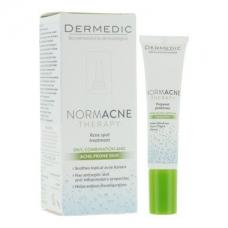 Противовоспалительный точечный гель Dermedic Normacne Therapy Spot Treatment