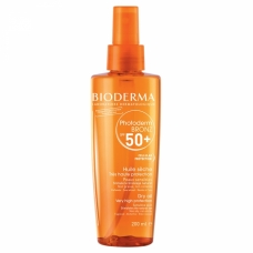 Bioderma Photoderm SPF 50 Huile seche Солнцезащитное сухое масло 200мл