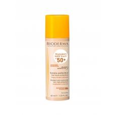 Вioderma Photoderm Nude Touch SPF 50 Natural Солнцезащитный тональный матирующий флюид