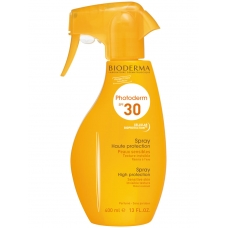 Bioderma Photoderm SPF 30 Spray 400 ml - солнцезащитный спрей для лица и тела