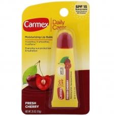 """Бальзам для губ в тюбике """"Вишня"""" Carmex Lip Balm"""
