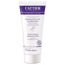 Увлажняющая маска для всех типов кожи Cattier Moisturizing Radiance Mask 50ml