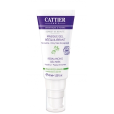Увлажняющая маска Cattier Sorbet de Beaute Rebalancing Gel Mask 40ml