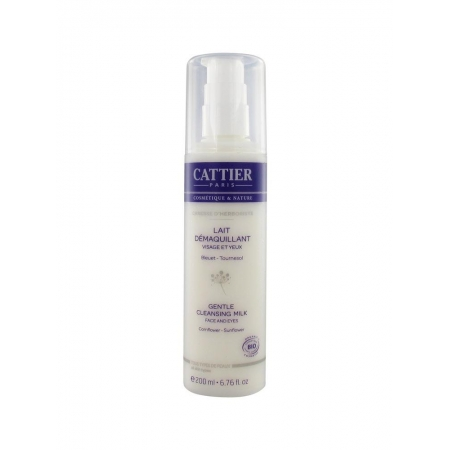 Cattier Caresse d'Herboriste Cleansing Milk 200ml Очищающее молочко для всех типов кожи