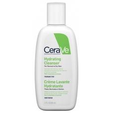 CeraVe Увлажняющий очищающий крем-гель с церамидами для нормальной и сухой кожи лица и тела, 88мл