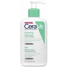 CeraVe - Очищающий гель для нормальной и жирной кожи лица и тела 236мл