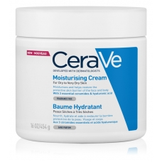CeraVe Увлажняющий крем-бальзам с керамидами 454г