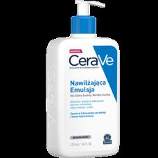 CeraVe увлажняющее молочко для сухой кожи лица и тела 473мл