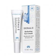 Derma E  Увлажняющий крем для глаз с гиалуроновой кислотой и пикногенолом, 14г