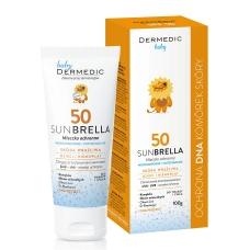Dermedic Sunbrella Baby Солнцезащитное молочко для детей SPF 50