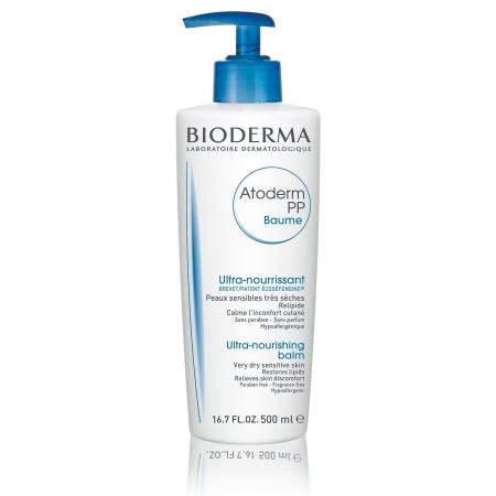 Bioderma Atoderm PP Baume бальзам для лица и тела 500мл атодерм