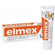 Детская зубная паста Elmex Kids Toothpaste с 1-го зуба до 6 лет, 50 мл