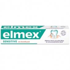 Зубная паста Elmex Sensitive  для чувствительных зубов, 75 мл