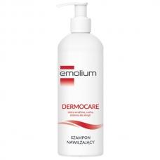 Emolium Moisturizing Shampoo - Шампунь для волос 400 мл