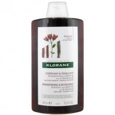 Укрепляющий шампунь с экстрактом хинина и витаминами В Klorane Shampoo With B Vitamins
