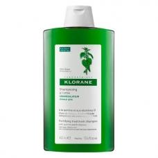 Шампунь Klorane с экстрактом крапивы для жирных волос 400 мл