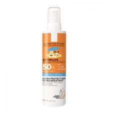 Солнцезащитный спрей для чувствительной кожи детей  La Roche-Posay Anthelios Dermo-Pediatrics  SPF50+  200мл