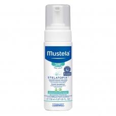 Пенка-шампунь для новорожденных - Mustela Stelatopia Foam Shampoo 150 мл