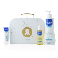 Mustela набор чемодан Mustela My Golden Suitcase