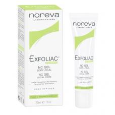 Noreva Laboratoires Exfoliac Gel-NC Гель-NC для локального применения