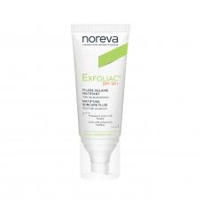 Noreva Exfoliac Fluide Solaire Matifiant SPF 50 Солнцезащитная матирующая эмульсия