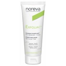 Noreva Exfoliac Mask Purifying Отшелушивающая маска, 50 мл