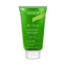 Мягкий очищающий гель Noreva Actipur Gel Dermo-Nettoyant 100 ml