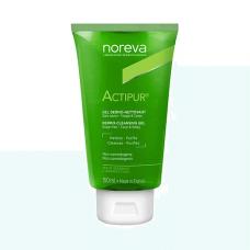 Мягкий очищающий гель Noreva Actipur Gel Dermo-Nettoyant 150 ml