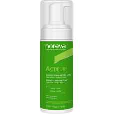 Дермо-очищающая пена Noreva Mousse Dermo-Nettoyante 150 ml