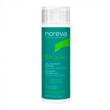 Очищающий гель для лица Noreva Exfoliac Face Gel Moussant 200мл