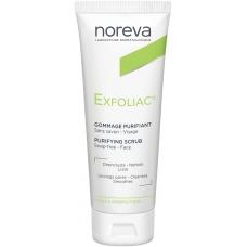 Скраб очищающий Noreva Laboratoires Exfoliac Purifying Scrub gommage