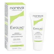 Noreva Exfoliac Masque Désincrustant Отшелушивающая маска, 50 мл
