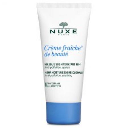 Nuxe Creme Fraiche de Beaute Masque Hydratant Маска для лица