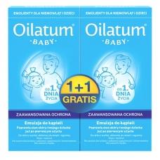Ойлатум эмульсия для ванн Oilatum Baby 2x250мл